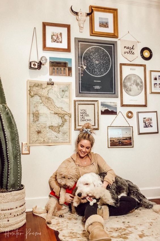 The Instagrammer's Guide To Having The Perfect Gallery Wall! gallery wall The Instagrammer's Guide To Having The Perfect Gallery Wall! 1 6