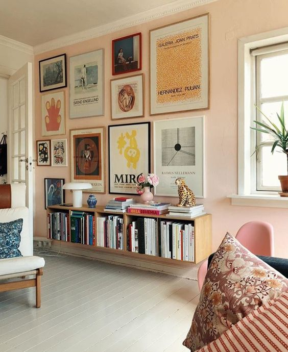 The Instagrammer's Guide To Having The Perfect Gallery Wall! gallery wall The Instagrammer's Guide To Having The Perfect Gallery Wall! 6 4