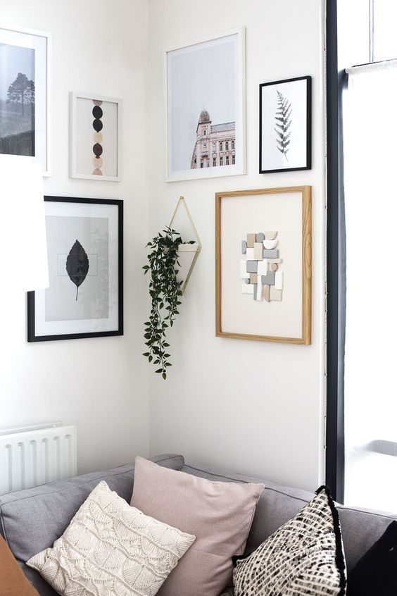 The Instagrammer's Guide To Having The Perfect Gallery Wall! gallery wall The Instagrammer's Guide To Having The Perfect Gallery Wall! 7 4
