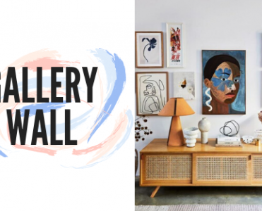 The Instagrammer's Guide To Having The Perfect Gallery Wall! gallery wall The Instagrammer's Guide To Having The Perfect Gallery Wall! Gallery Wall 371x300