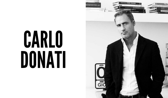 carlo donati 🚨 Here You Can Discover Everything About Carlo Donati's Brand New Collection! foto capa