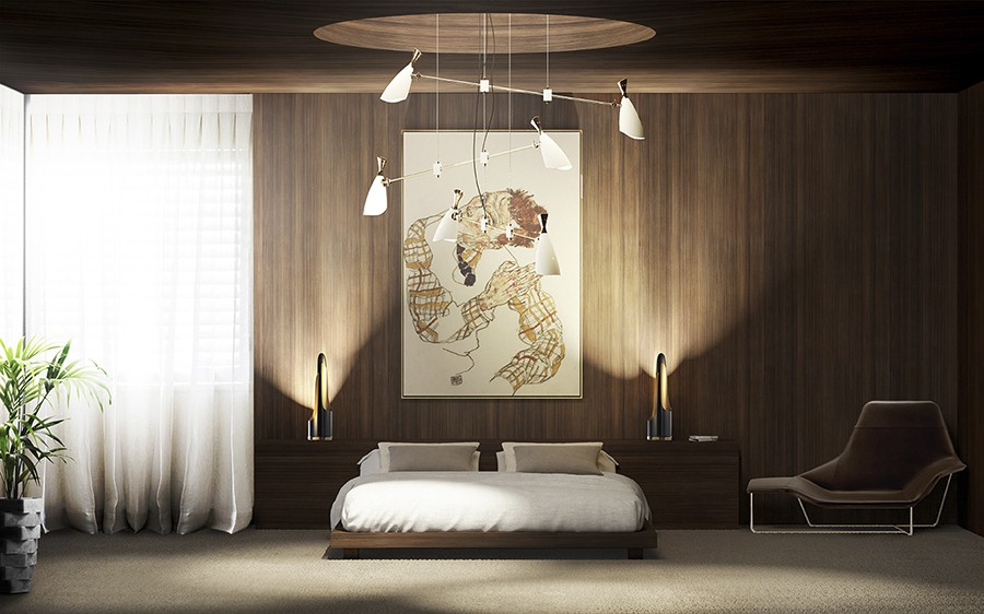 5 Zen Décor Tips To Create a Relaxing Contemporary Bedroom Décor! bedroom 5 Zen Décor Tips To Create a Relaxing Contemporary Bedroom! 2 7