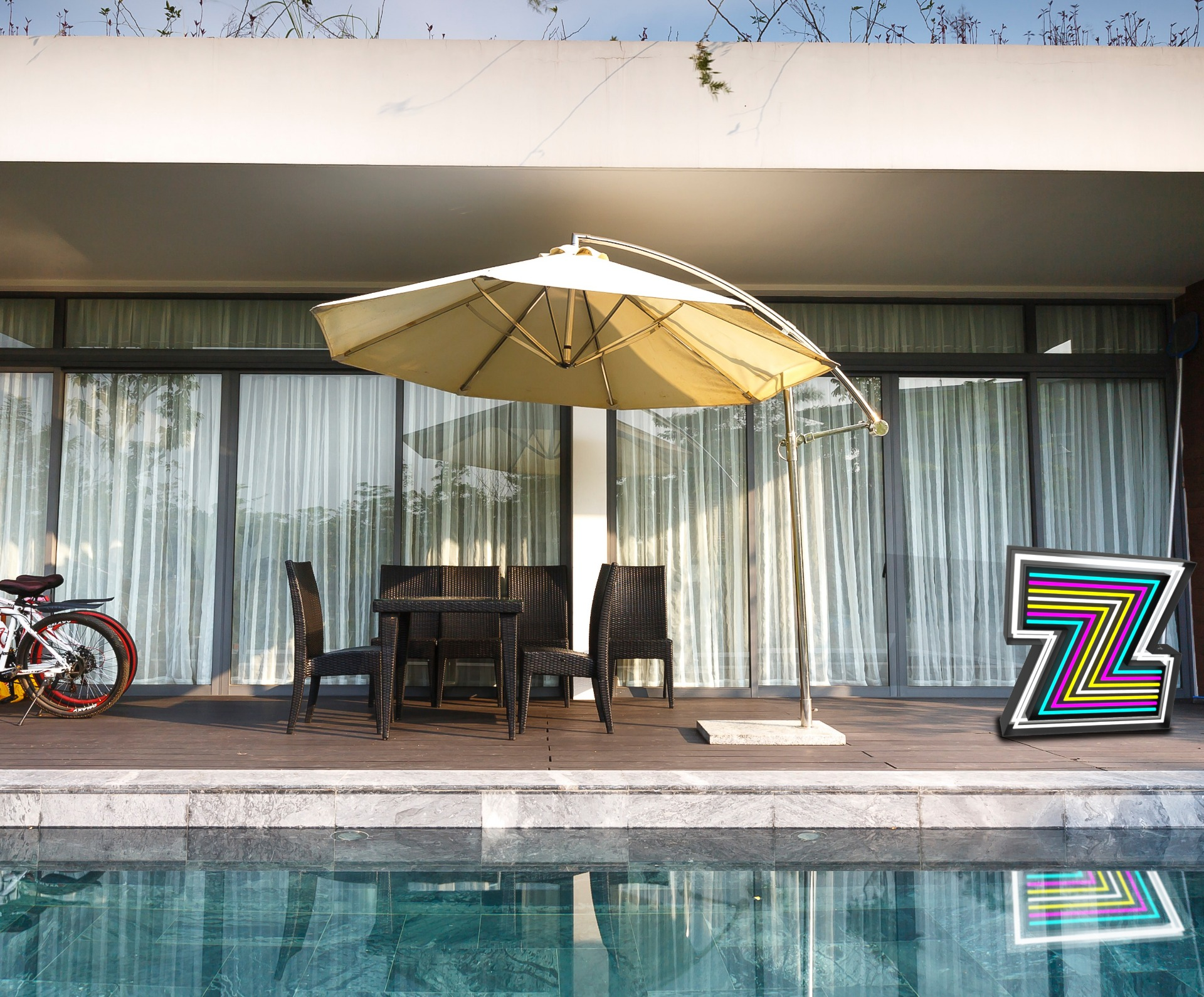 Make Your Outdoor Decor Stand Out With These Graphic Collection Pieces