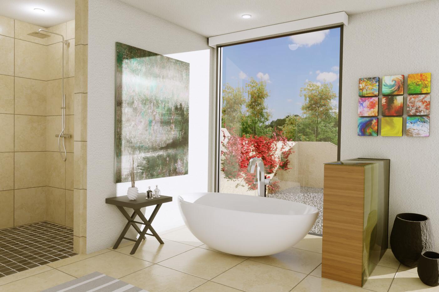 🛀 These Stunning Spanish Bathroom Décor Ideas Are Our Dream Relax Spot!  spanish bathroom décor ideas 🛀 These Stunning Spanish Bathroom Décor Ideas Are Our Dream Relax Spot! 10 4