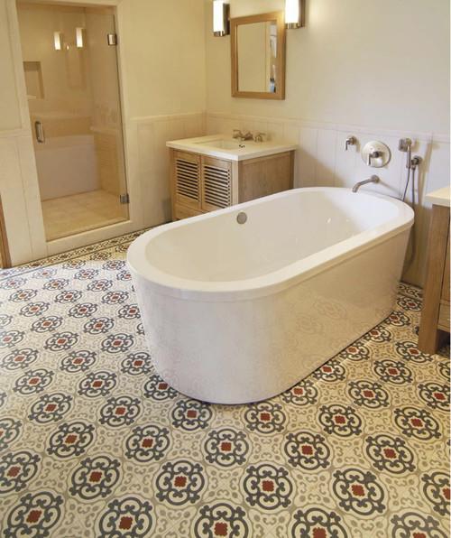 🛀 These Stunning Spanish Bathroom Décor Ideas Are Our Dream Relax Spot!  spanish bathroom décor ideas 🛀 These Stunning Spanish Bathroom Décor Ideas Are Our Dream Relax Spot! 18