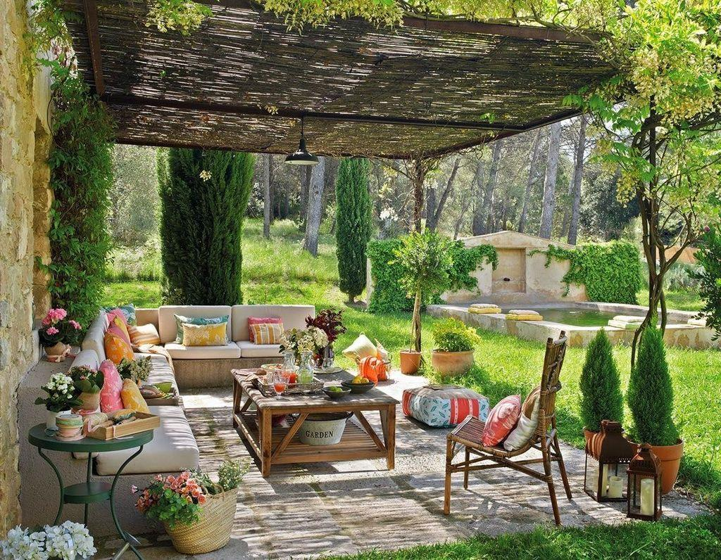 10 Patio Ideas For An Endless Summer Feeling 🌱 patio ideas 10 Patio Ideas For An Endless Summer Feeling 🌱 3 7