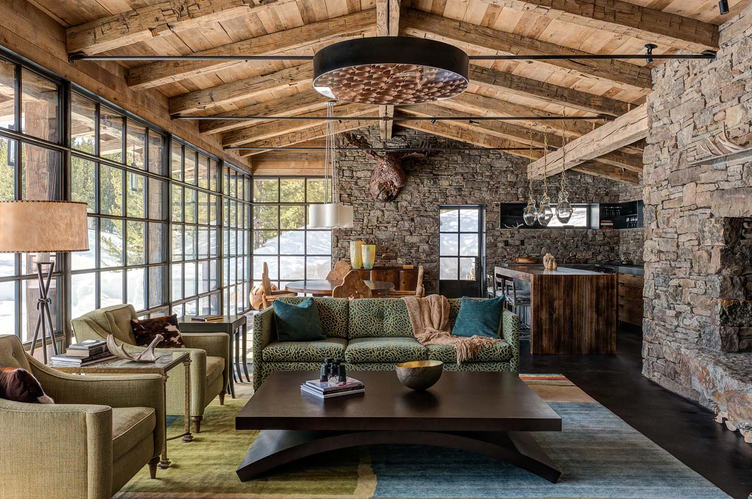 Hot on Instagram 🔥 Discover The 10 Rustic Design Houses Everyone is Talking About! rustic design houses Hot on Instagram 🔥 Discover The 10 Rustic Design Houses Everyone is Talking About! 4 5