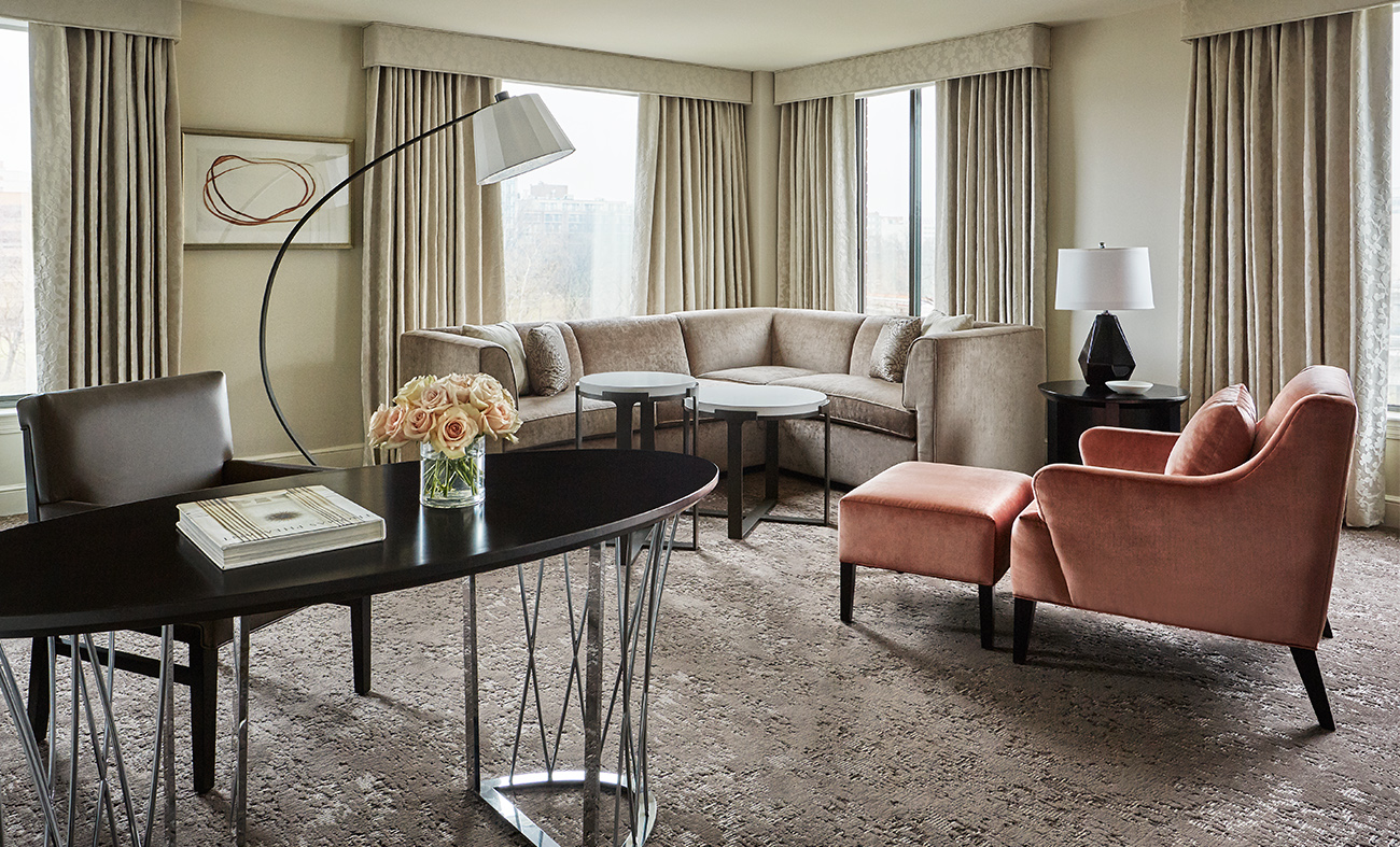 This Four Seasons DC's Bedroom Designed by ForrestPerkins is to Die For! Check out!  forrestperkins This Four Seasons DC's Bedroom Design by ForrestPerkins is to Die For! Check out! 7 2