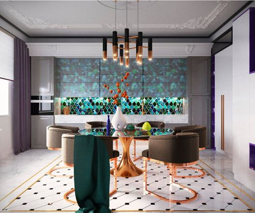 Transform Your Hospitality Project With These Pretty and Functional Lighting Pieces 💡 hospitality project Transform Your Hospitality Project With These Pretty and Functional Lighting Pieces 💡 7