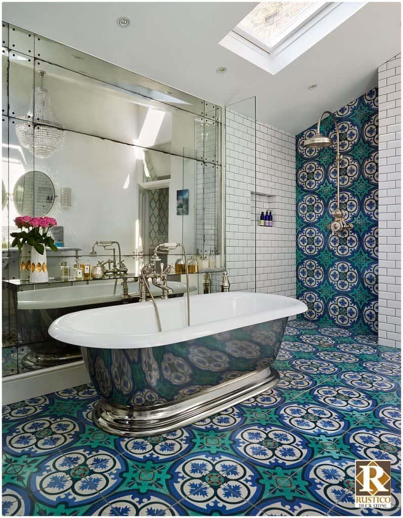 🛀 These Stunning Spanish Bathroom Décor Ideas Are Our Dream Relax Spot!  spanish bathroom décor ideas 🛀 These Stunning Spanish Bathroom Décor Ideas Are Our Dream Relax Spot! 8 10