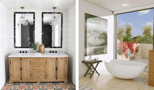 spanish bathroom décor ideas 🛀 These Stunning Spanish Bathroom Décor Ideas Are Our Dream Relax Spot! foto capa cl 12