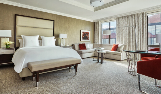 forrestperkins This Four Seasons DC's Bedroom Design by ForrestPerkins is to Die For! Check out! foto capa cl 2