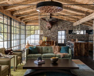 Hot on Instagram 🔥 Discover The 10 Rustic Design Houses Everyone is Talking About! rustic design houses Hot on Instagram 🔥 Discover The 10 Rustic Design Houses Everyone is Talking About! foto capa cl 5 371x300