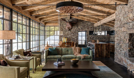 rustic design houses Hot on Instagram 🔥 Discover The 10 Rustic Design Houses Everyone is Talking About! foto capa cl 5