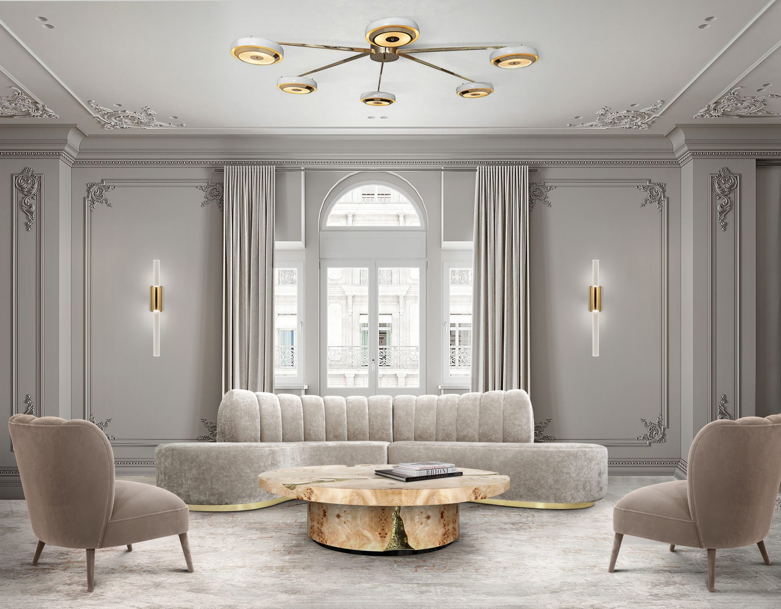 Behold The Marble Design Ideas That Made Our Editor's Jaw Drop!