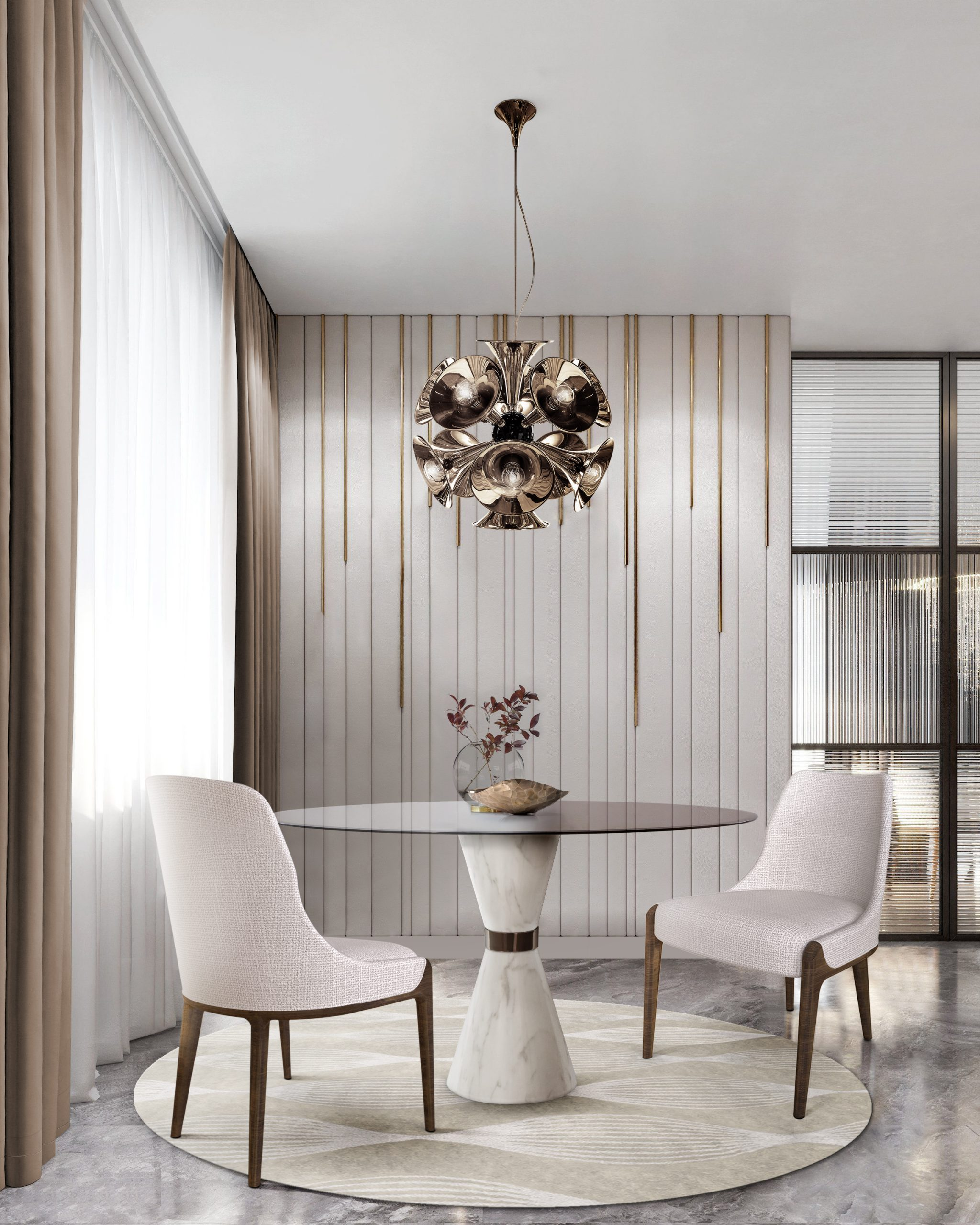 Let These Suspension Lamps be the Spotlight of Your Dining Table! suspension lamps Let These Suspension Lamps be the Spotlight of Your Dining Table! 6 6 scaled