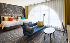 takashimaya space create Sophisticated Style and Art Déco Boldness Coexist Beautifully in This Osaka Hospitality Project by Takashimaya Space Create foto capa cl 2 240x150