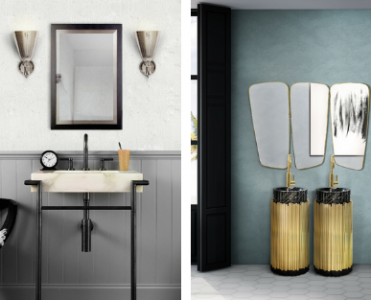 7 Functional Bathroom Lighting Pieces that Double as Décor! bathroom lighting piece 7 Functional Bathroom Lighting Pieces that Double as Décor! foto capa cl 1 371x300