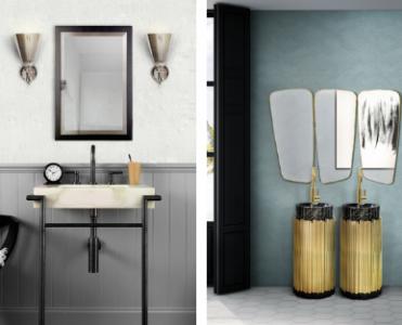 7 Functional Bathroom Lighting Pieces that Double as Décor! bathroom lighting piece 7 Functional Bathroom Lighting Pieces that Double as Décor! foto capa cl 1 371x300