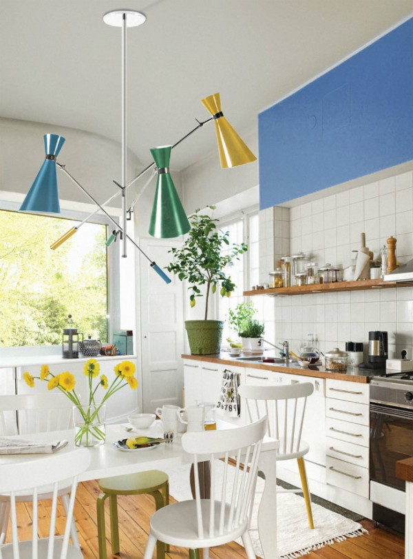 7 of the Most Beautiful Kitchen Lighting We've Come Across! kitchen lighting 7 of the Most Beautiful Kitchen Lighting We've Come Across! 5 1