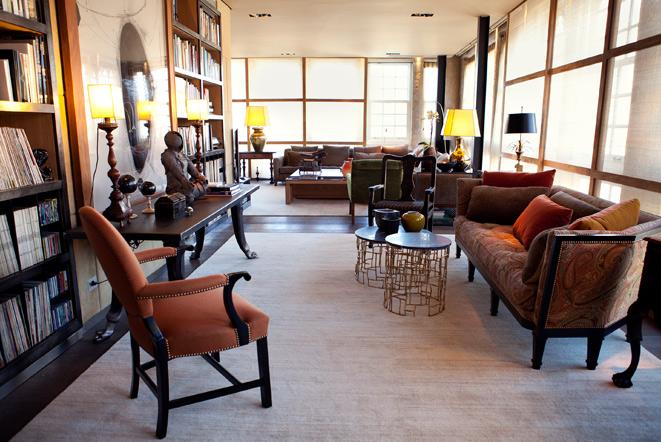 Mid Century Design & Vintage Industrial Décor - Pascua Ortega Will Present You His Top Interior Design Styles