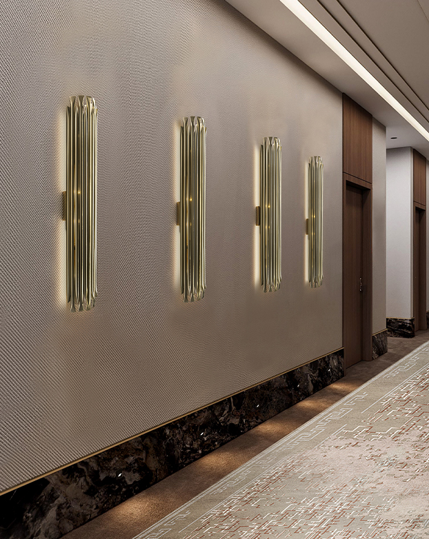 These Modern Wall Lamps Will Illuminate Your Space in Style wall lamps These Modern Wall Lamps Will Illuminate Your Space in Style 1 6