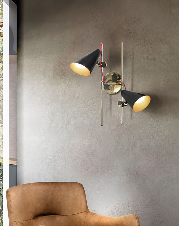 These Modern Lamps Will Illuminate Your Space in Style lamps These Modern Wall Lamps Will Illuminate Your Space in Style 13