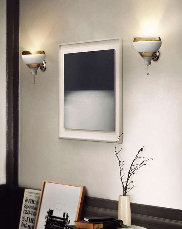 These Modern Lamps Will Illuminate Your Space in Style lamps These Modern Wall Lamps Will Illuminate Your Space in Style 14