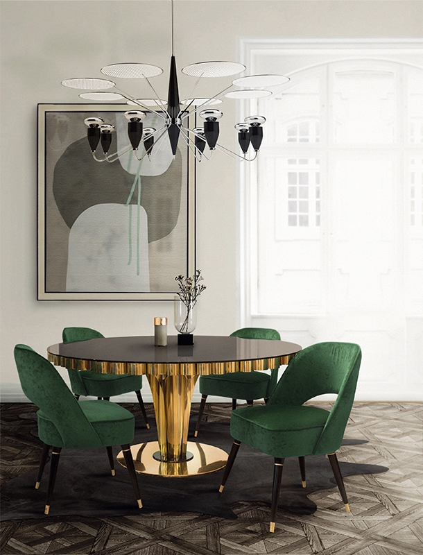 5 Stylish Ways to Incorporate Mid Century Suspension Lamps Into Your Interiors  suspension lamps 5 Stylish Ways to Incorporate Mid Century Suspension Lamps Into Your Interiors 4 1