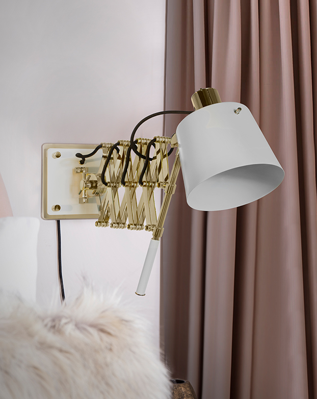 These Modern Wall Lamps Will Illuminate Your Space in Style wall lamps These Modern Wall Lamps Will Illuminate Your Space in Style 4 6