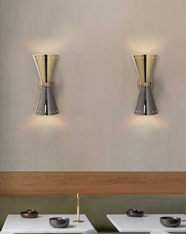 These Modern Wall Lamps Will Illuminate Your Space in Style wall lamps These Modern Wall Lamps Will Illuminate Your Space in Style 5 5