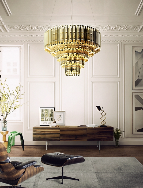 5 Stylish Ways to Incorporate Mid Century Suspension Lamps Into Your Interiors  suspension lamps 5 Stylish Ways to Incorporate Mid Century Suspension Lamps Into Your Interiors 5