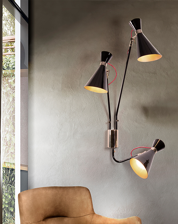 These Modern Wall Lamps Will Illuminate Your Space in Style wall lamps These Modern Wall Lamps Will Illuminate Your Space in Style 6 5