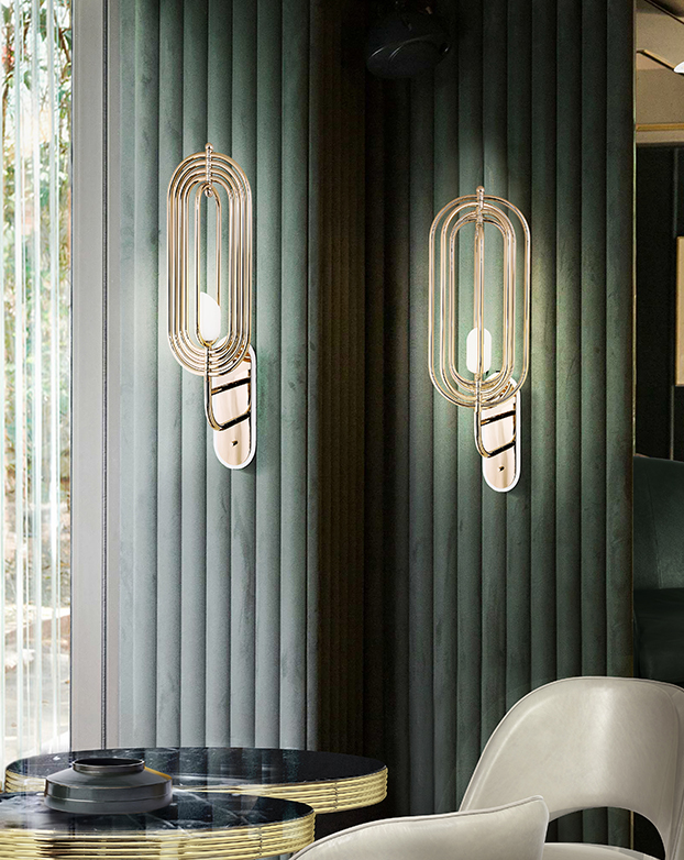 These Modern Wall Lamps Will Illuminate Your Space in Style wall lamps These Modern Wall Lamps Will Illuminate Your Space in Style 7 5