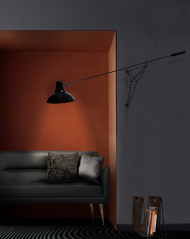 These Modern Lamps Will Illuminate Your Space in Style lamps These Modern Wall Lamps Will Illuminate Your Space in Style 9