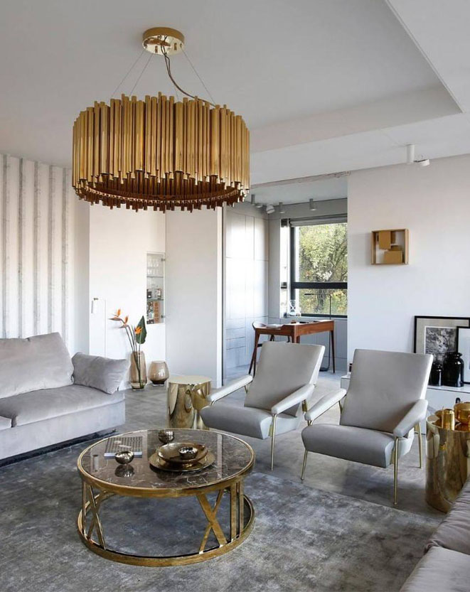 These Modern Chandeliers Really Shine (Even When the Switch Is Off) chandeliers These Modern Chandeliers Really Shine (Even When the Switch Is Off) brubeck round
