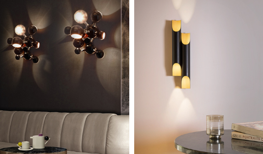 lamps These Modern Wall Lamps Will Illuminate Your Space in Style foto capa cl 3