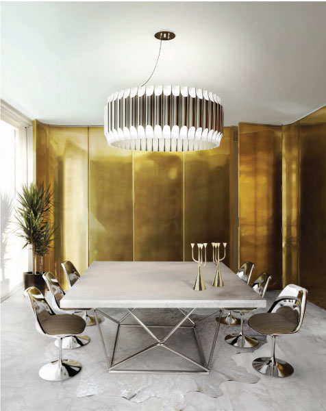 These Modern Chandeliers Really Shine (Even When the Switch Is Off) chandeliers These Modern Chandeliers Really Shine (Even When the Switch Is Off) galliano