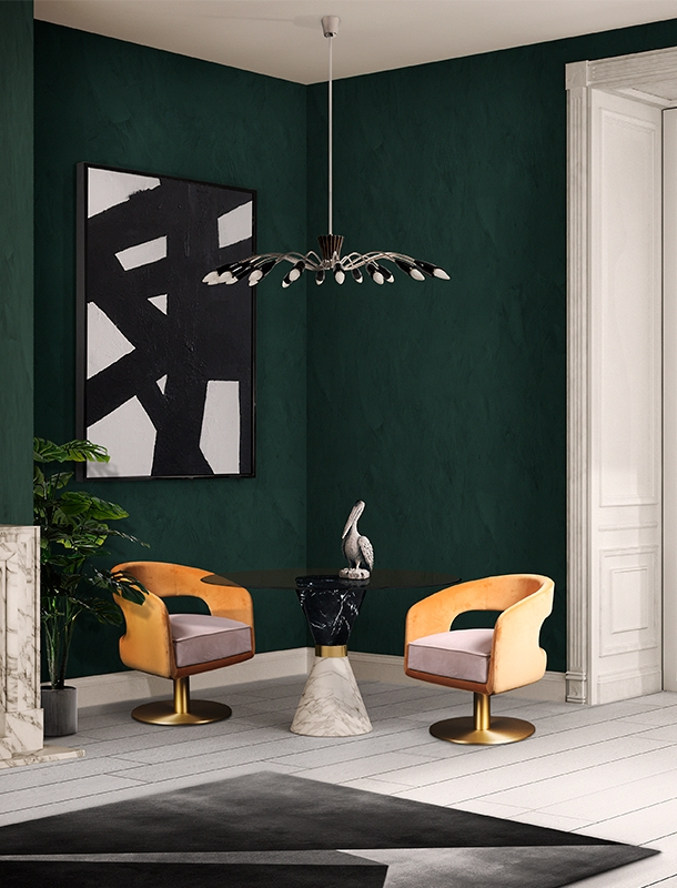 Ceiling Light Fixtures That'll Elevate All Your Dinner Parties - Part II ceiling light Ceiling Light Fixtures That'll Elevate All Your Dinner Parties – Part II 10 2