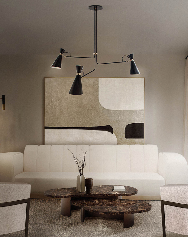 Ceiling Light Fixtures That'll Elevate All Your Dinner Parties - Part II ceiling light Ceiling Light Fixtures That'll Elevate All Your Dinner Parties – Part II 12 1