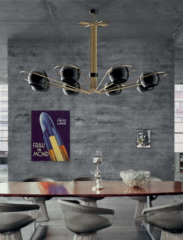 Ceiling Light Fixtures That'll Elevate All Your Dinner Parties - Part II ceiling light Ceiling Light Fixtures That'll Elevate All Your Dinner Parties – Part II 14