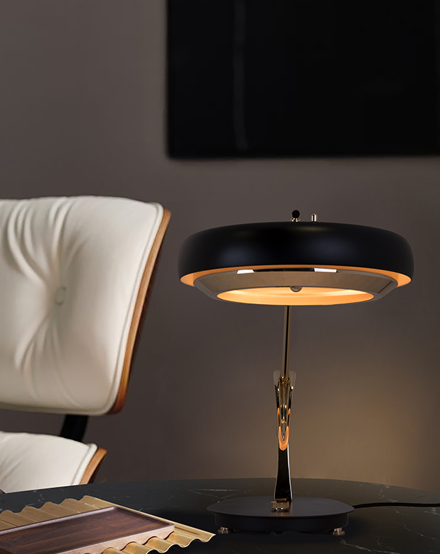Discover The Table Lamps That Will Creat Do a Boost in Your Home Office table lamps Discover The Table Lamps That Will Do a Boost in Your Home Office 2