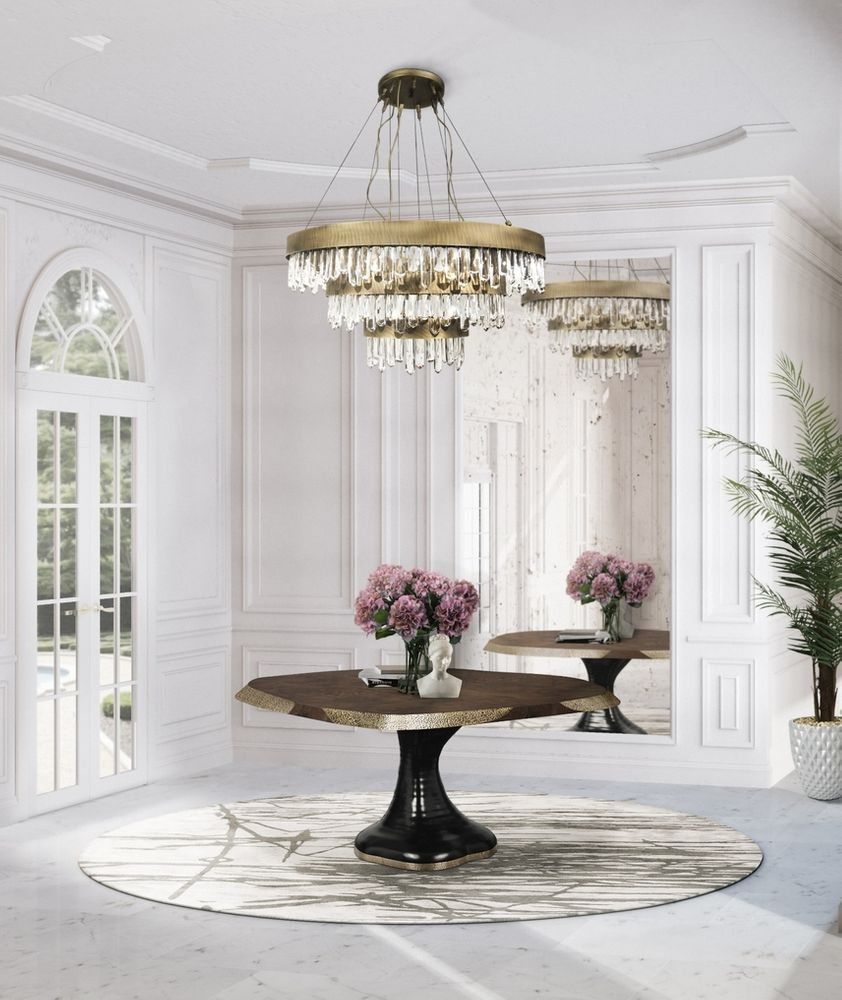 Suspension Light Fixtures That'll Elevate All Your Dinner Parties chandeliers These Luxury Chandeliers Will Make You Feel Like Royalty – Part II 3 3