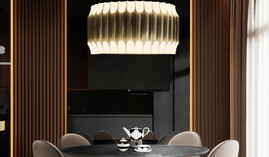 How To Highlight Artwork With 4 Types Of Luxury Light Pieces!