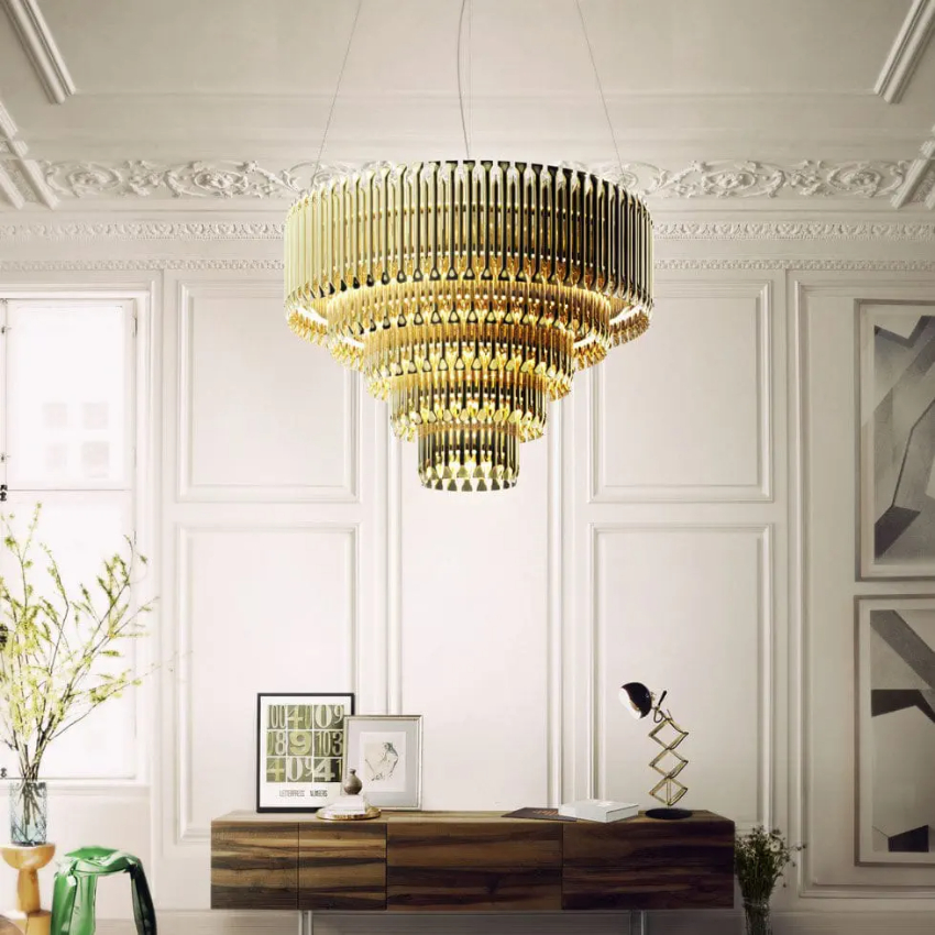 These Luxury Chandeliers Will Make You Feel Like Royalty - Part II