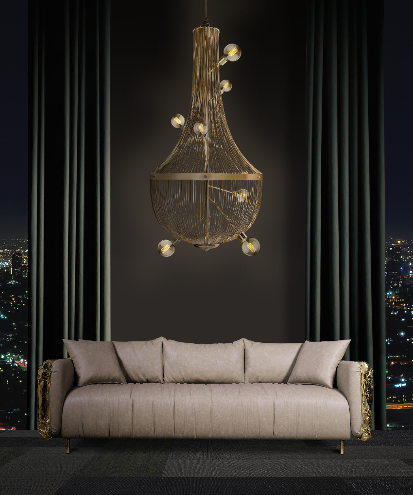 These Luxury Chandeliers Will Make You Feel Like Royalty - Part II chandeliers These Luxury Chandeliers Will Make You Feel Like Royalty – Part II 8 5