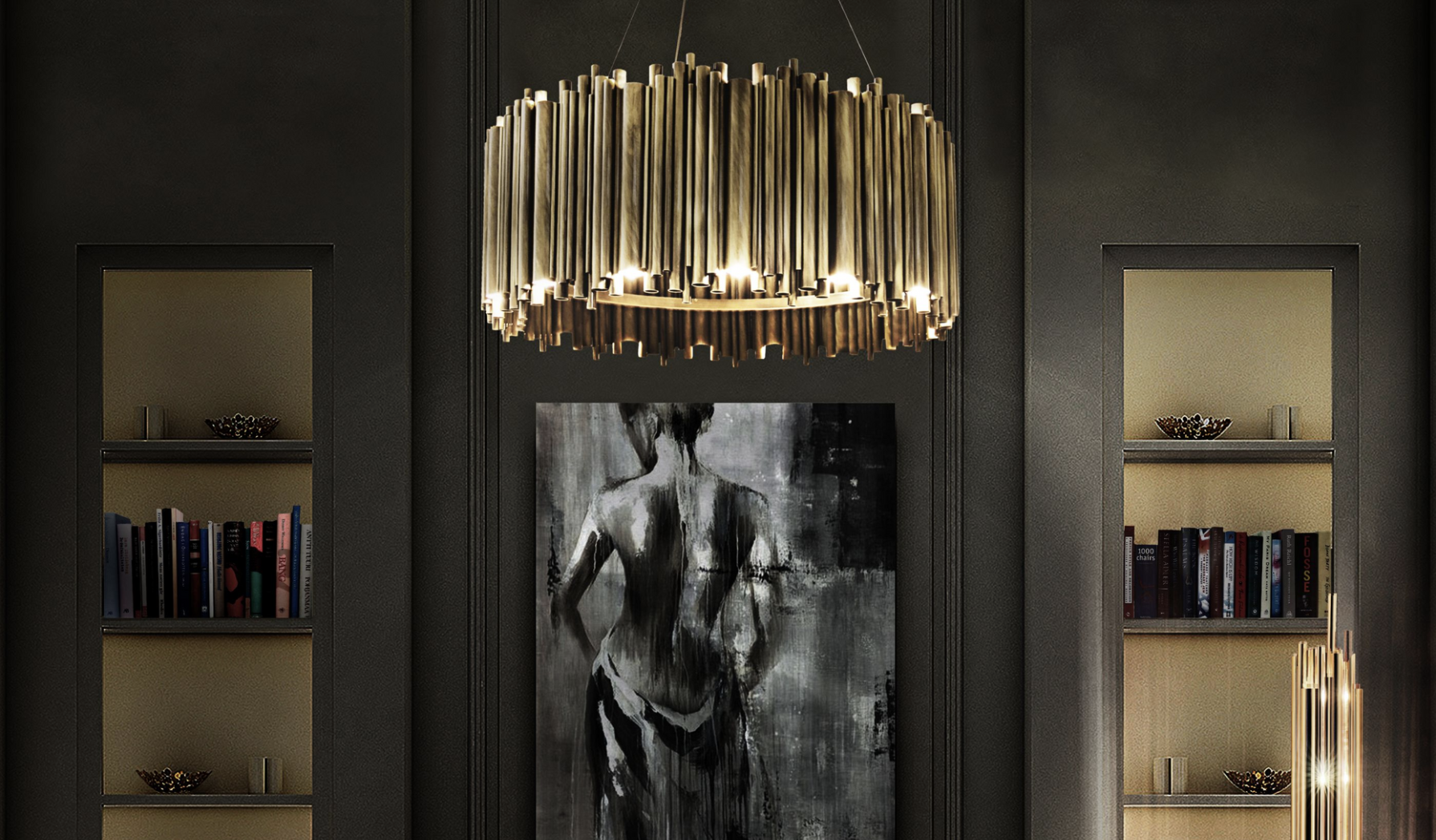 How To Highlight Artwork With 4 Types Of Luxury Light Pieces! luxury light pieces How To Highlight Artwork With 4 Types Of Luxury Light Pieces! Captura de ecra   2021 02 05 a  s 15
