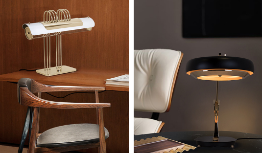 table lamps Discover The Table Lamps That Will Do a Boost in Your Home Office foto capa cl
