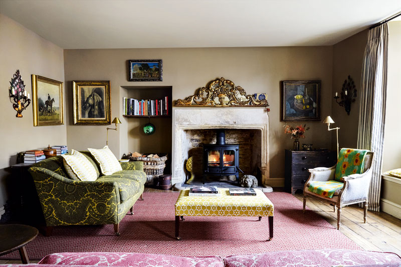 Here You Can Explore The 10 Best Design Projects of Caroline Holdaway Design!