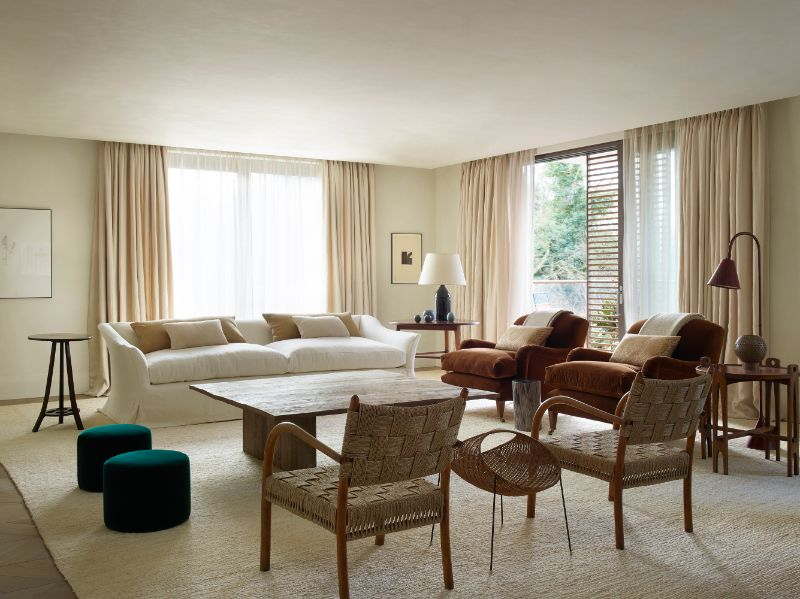Awe-Inspiring Interior Design Projects By Rose Uniacke